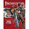 Pathfinder 10 - La Malediction Du Trone Ecarlate - Histoire De Cendre