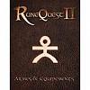 Runequest 2  - Armes Et Equipements
