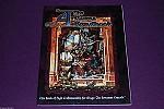 MAGE THE SORCERERS CRUSADE RPG JDR Jeu de Role - The Artisans Handbook