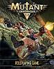 Mutant Chronicles RPG sous licence pleine couleur