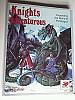 Chevaliers Aventureux Pendragon Chaosium Arthurian RPG Rôle Livre & carte