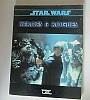 Héros et & rogues 2E 2nd edition star wars sci-fi rpg rôle livre weg