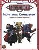 Monstrous Compendium - Ravenloft Appendix III